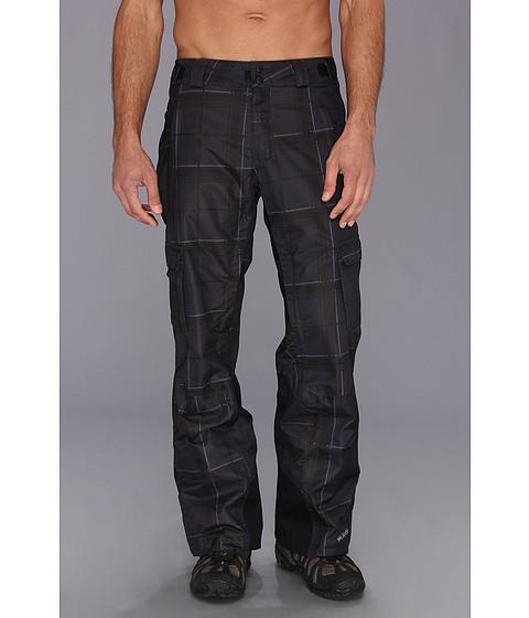 """Pantaloni Columbia - Ridge 2 Runâ""""¢ II Pant - Black Plaid"""