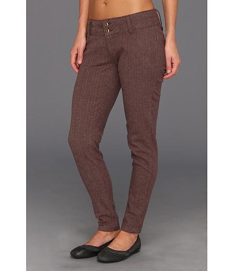 Pantaloni Prana - Krista Tweed Pant - Espresso