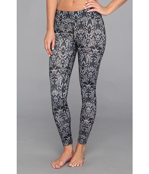 Pantaloni Prana - Roxanne Printed Legging - Black Ikat