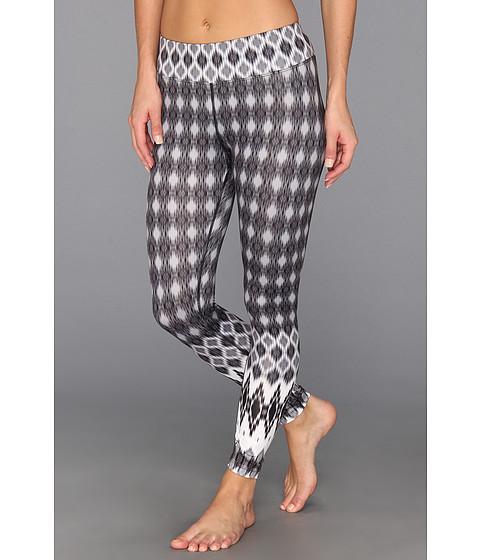 Pantaloni Prana - Roxanne Printed Legging - Black Nordic