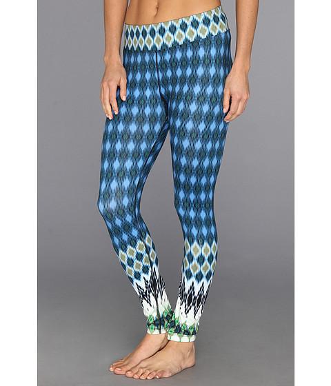 Pantaloni Prana - Roxanne Printed Legging - Blue Nordic