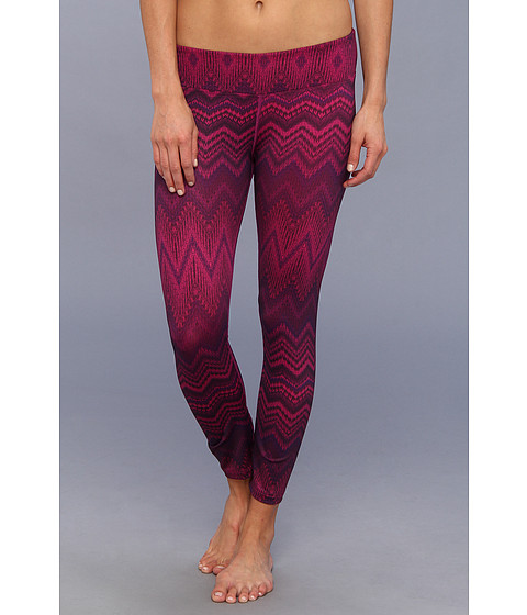 Pantaloni Prana - Roxanne Printed Legging - Grape