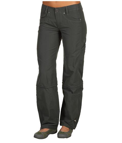 Pantaloni Kuhl - Bandita Convertible Pant - Carbon