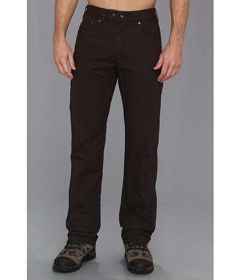Pantaloni Prana - Bronson Lined Pant - Charcoal