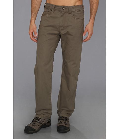 Pantaloni Prana - Bronson Lined Pant - Mud