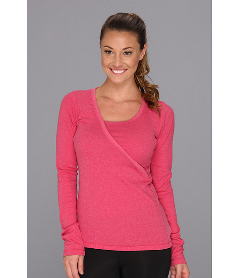 Bluze Lole - Candid 2 L/S Top - Cherry Heather