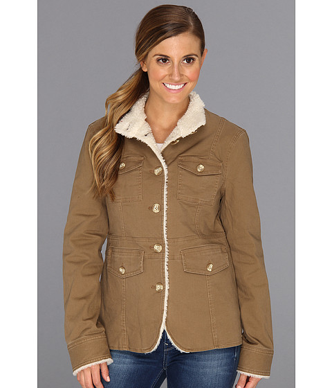Bluze Carve Designs - Bryce Jacket - Camel