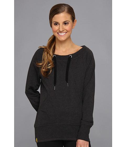 Bluze Lole - Gina L/S Top - Black Heather