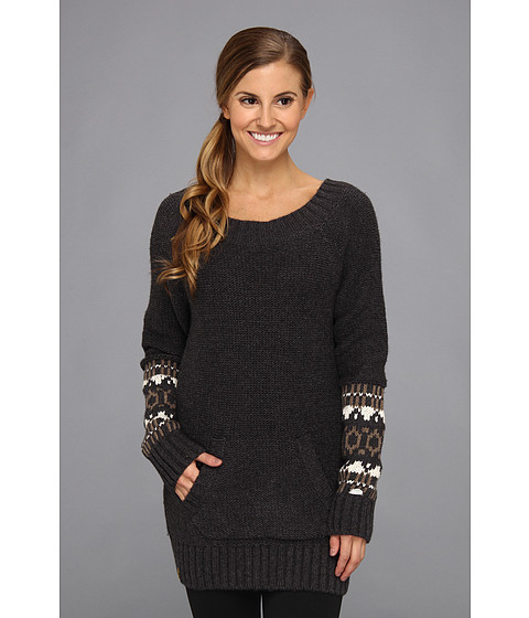 Bluze Lole - Jackie 2 Top - Black Heather