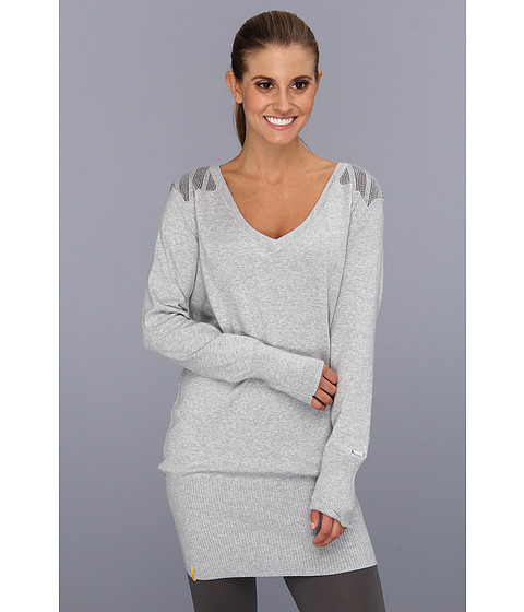 Bluze Lole - Veronica L/S Tunic - Light Grey Heather