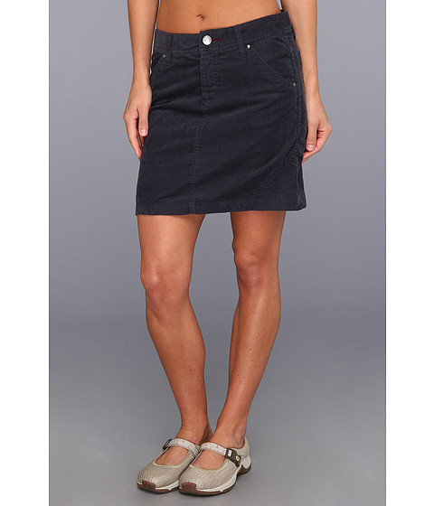 Fuste Horny Toad - Coriander Skirt - Blue Steel