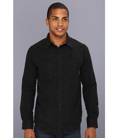 Camasi Merrell - Fieldston L/S Shirt - Black