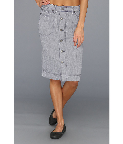Fuste Patagonia - Tin Shed Skirt - Hickory Stripe/Classic Navy