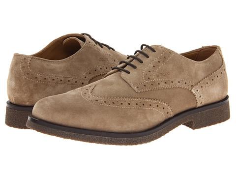 Pantofi Geox - U Claudio 7 - Sand Suede