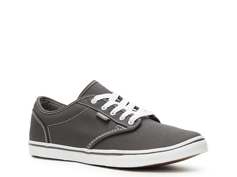 Adidasi Vans - Atwood Low Sneaker - Womens - Grey