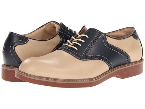 Pantofi Bass - Pomona - Hemp/Navy
