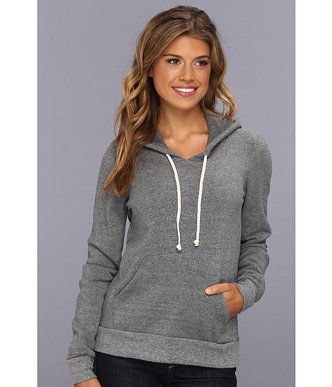 Bluze Alternative Apparel - Athletics Hoodie - Eco Grey