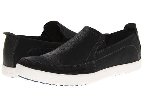 Poza Adidasi Hush Puppies - Roadside Slip On MT - Black Leather