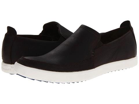Poza Adidasi Hush Puppies - Roadside Slip On MT - Dark Brown Leather