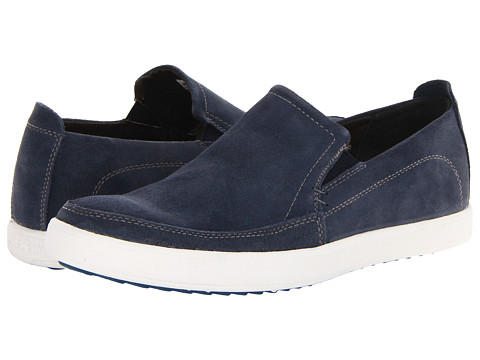 Adidasi Hush Puppies - Roadside Slip On MT - Navy Suede