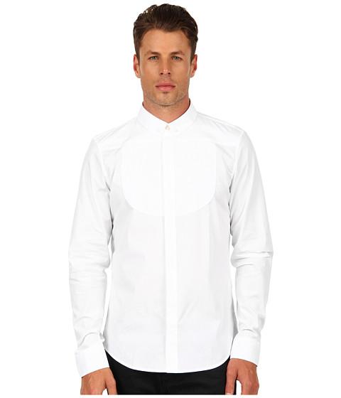 Camasi Versace - Button Down Shirt - White