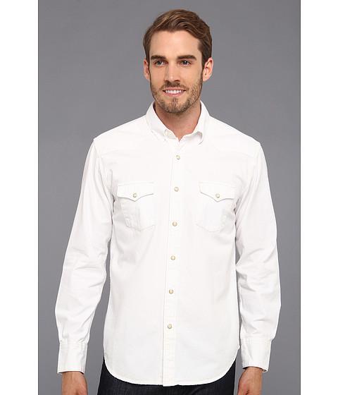 Camasi Lucky Brand - Western Shirt - White