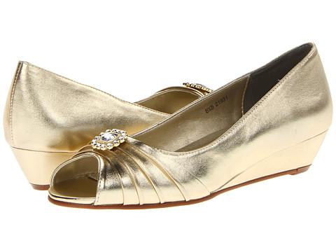 Pantofi Dyeables - Anette - Gold