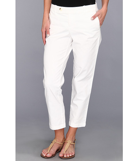 Pantaloni Dockers - Summer Stretch Crop - Solid - Paper White