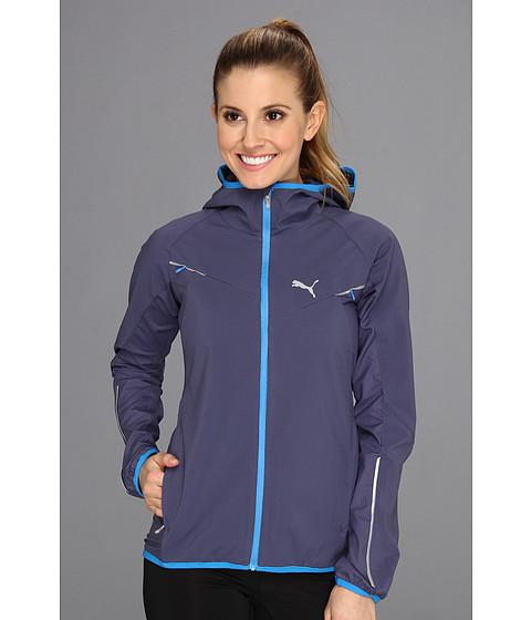 Bluze PUMA - Trail Run Jacket - Crown Blue
