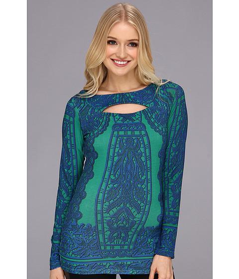 Bluze Hale Bob - Elodie L/S Top - Emerald