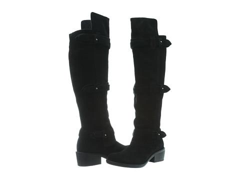 Botine Calvin Klein Jeans - Gem Suede - Black Suede