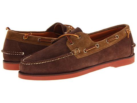 Pantofi Ralph Lauren Collection - Telford II - Dark Brown/Snuff