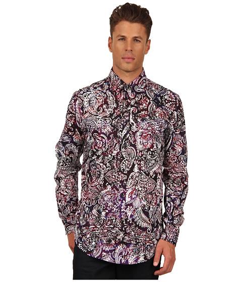 Camasi Just Cavalli - Paisley Print Shirt - Red