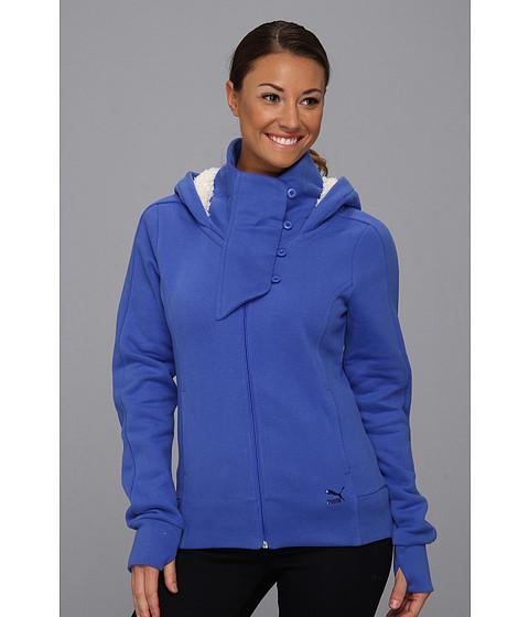 Bluze PUMA - Winterized Hoodie - Dazzling Blue