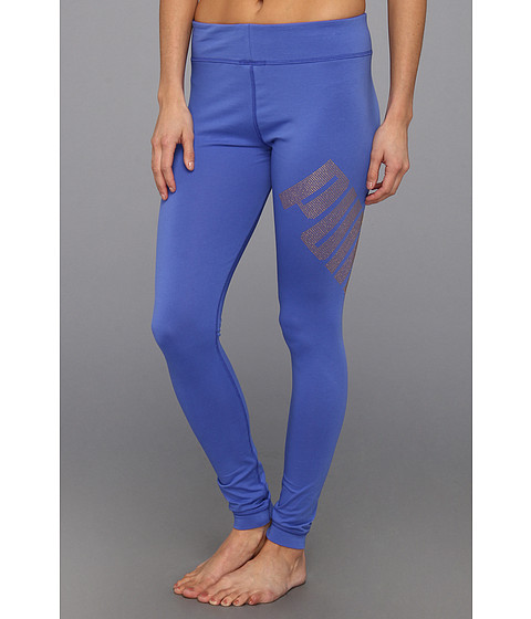 Pantaloni PUMA - Status Print Legging - Dazzling Blue