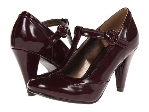 Pantofi Gabriella Rocha - Cynthia - Wine Patent