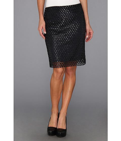 Fuste Elie Tahari - Bennet Skirt - Black