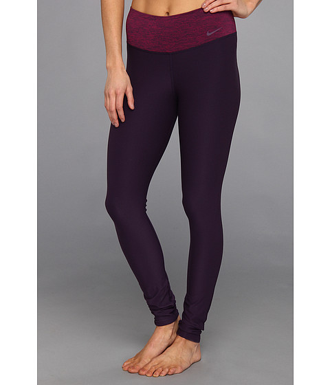 Pantaloni Nike - Legend 2.0 Tight Poly Pant - Purple Dynasty/Raspberry Red/Cool Grey