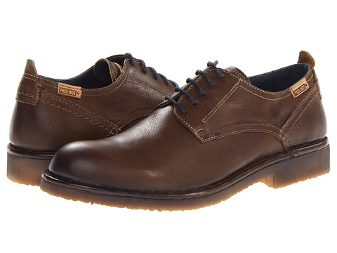 Pantofi Pikolinos - Borne 04Q-6470LO - Kaki