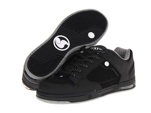 Adidasi DVS Shoe Company - Militia Heir - Black High Abrasion HOL 13
