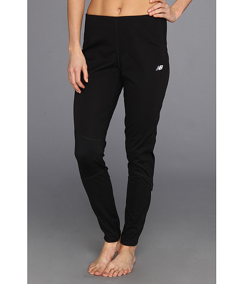 Pantaloni New Balance - Windblocker Tight - Black