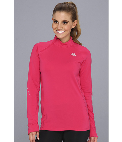 Bluze adidas - Sequencials Butter Long-Sleeve Tee - Blast Pink