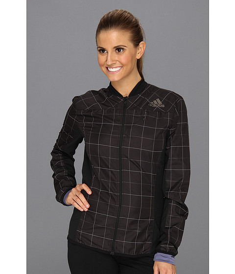 Bluze adidas - Smarter Jacket - Black/Shade Grey
