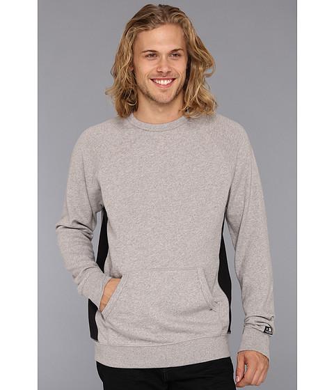 Bluze DC - Zapp Crew Sweatshirt - Heather Grey