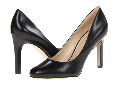 Pantofi Nine West - Gramercy - Black Leather