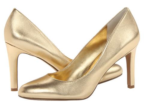 Pantofi Nine West - Gramercy - Gold Multi