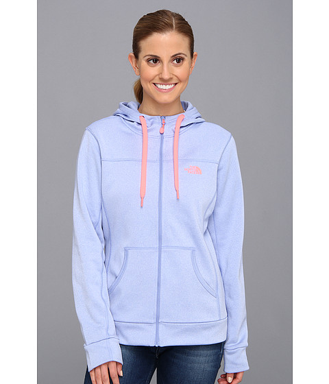 Bluze The North Face - Fave-Our-Ite Full Zip Hoodie - Lavendula Purple Heather