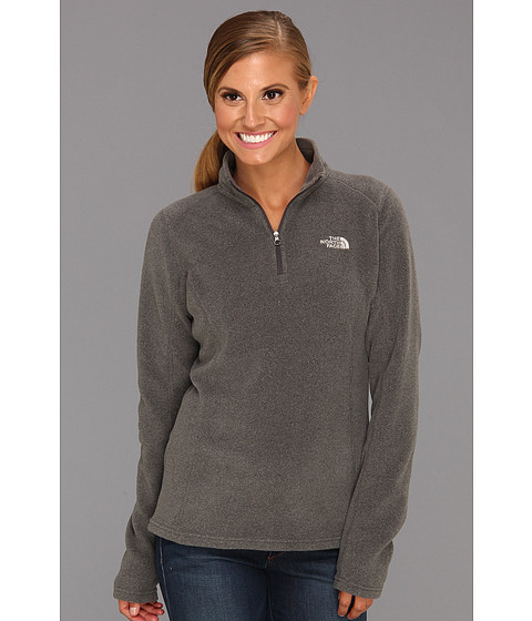 Bluze The North Face - Glacier 1/4 Zip - Graphite Grey Heather