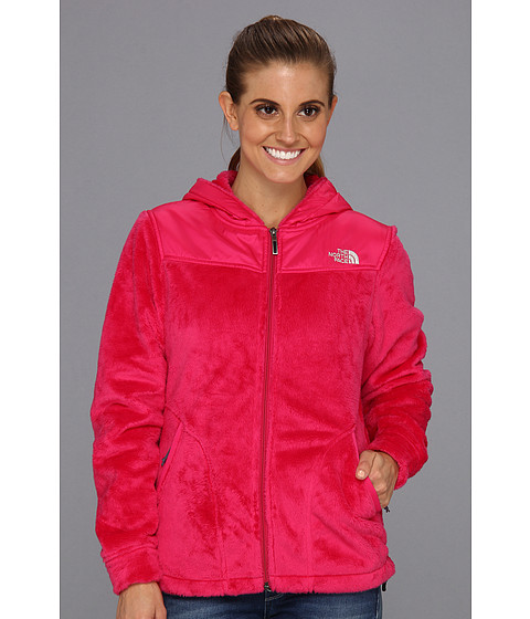 Bluze The North Face - Oso Hoodie - Passion Pink/Passion Pink