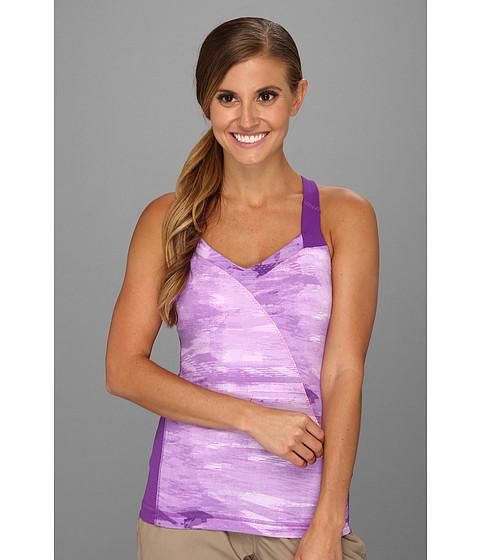 Bluze The North Face - Shavasana Printed Sport Tank - Pixie Purple